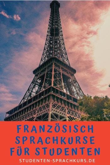 Französisch Sprachkurs für Studenten