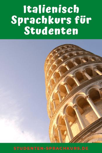 Pinterest Italienisch Sprachkurs für Studenten 1